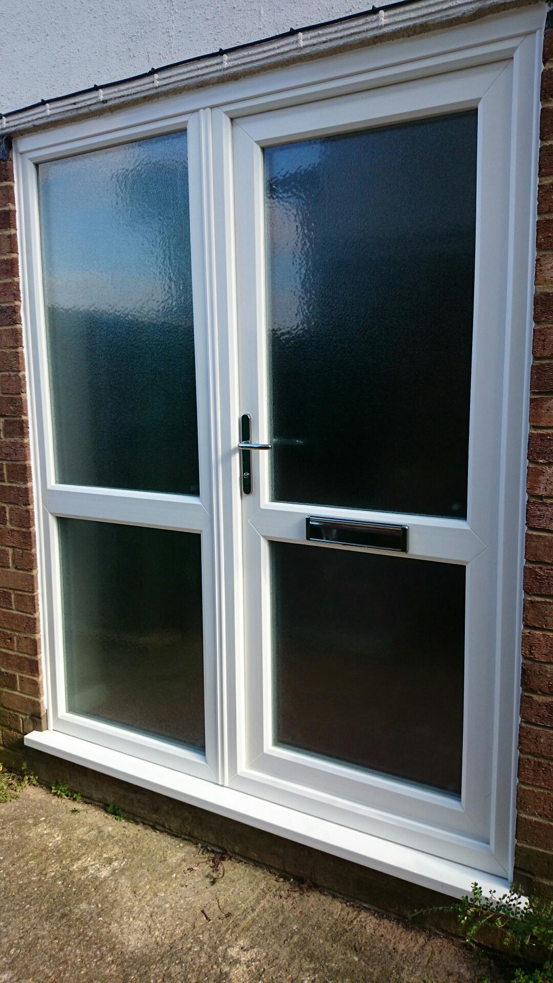 Replacement windows doors d c cocksedge for Door window replacement